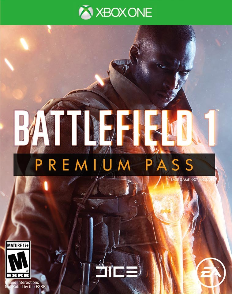 Battlefield 1 Premium Pass Xbox One
