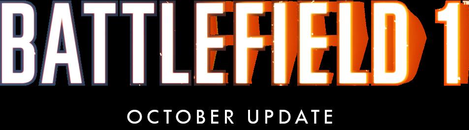 Battlefield 1 Update Notes October Update