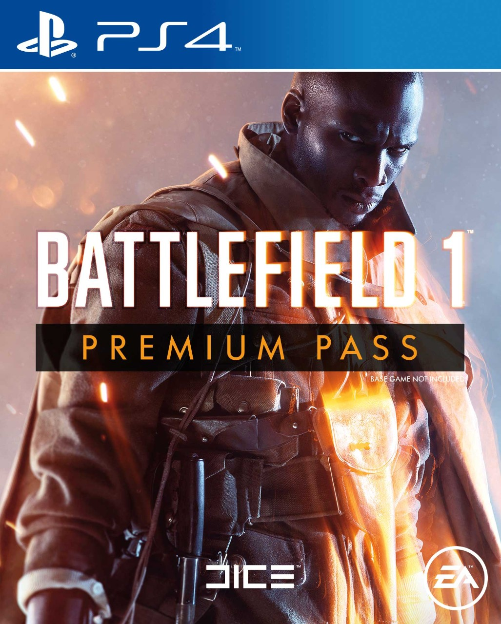 Battlefield 1 Premium Pass PlayStation 4