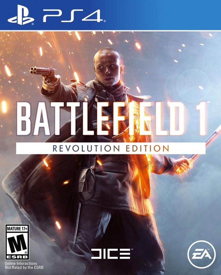 Battlefield 1 PlayStation 4
