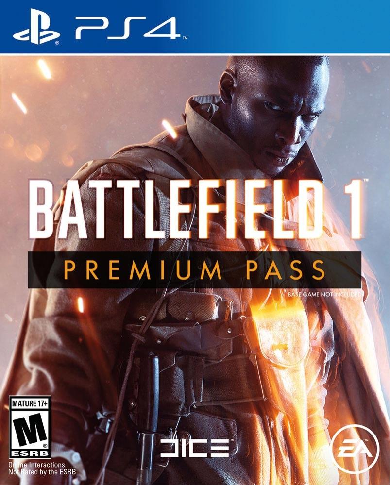 Battlefield 1 Premium Pass PlayStation 4