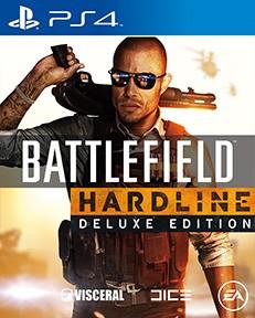 バトルフィールド ハードライン PlayStation 4