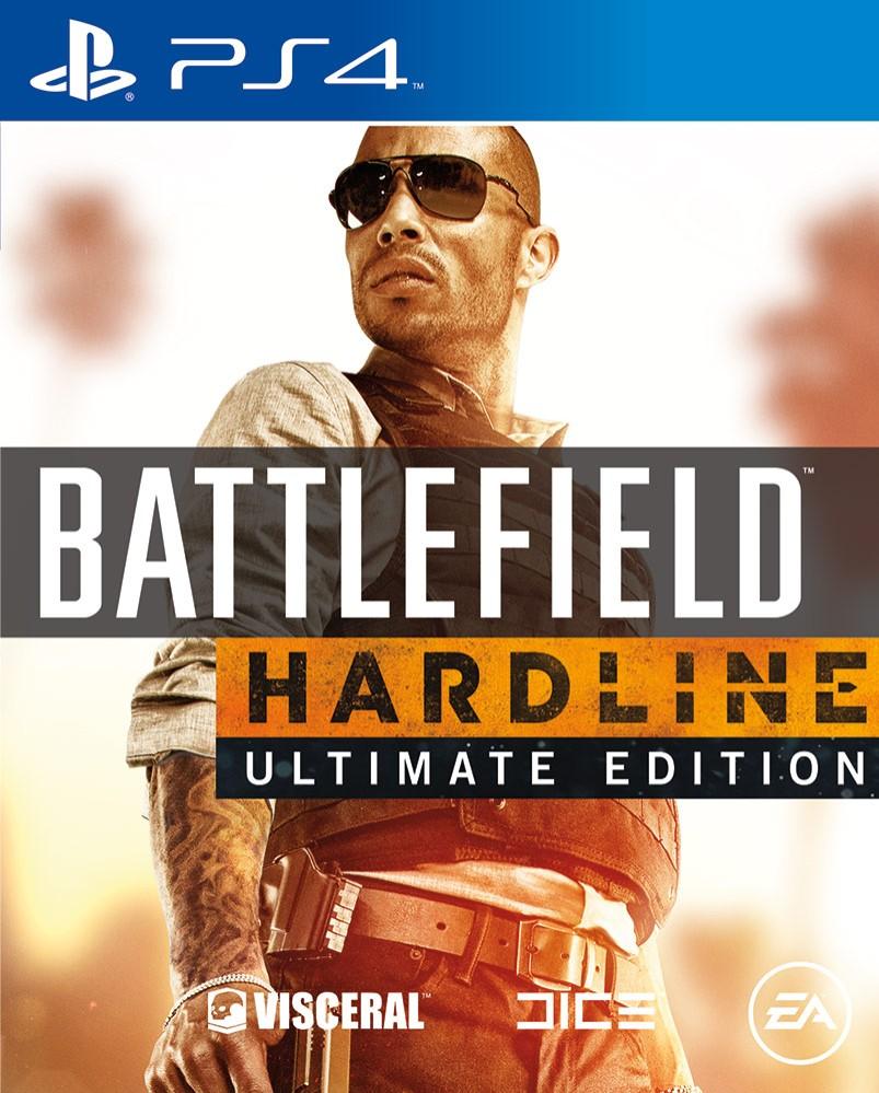 Battlefield Hardline PlayStation 4