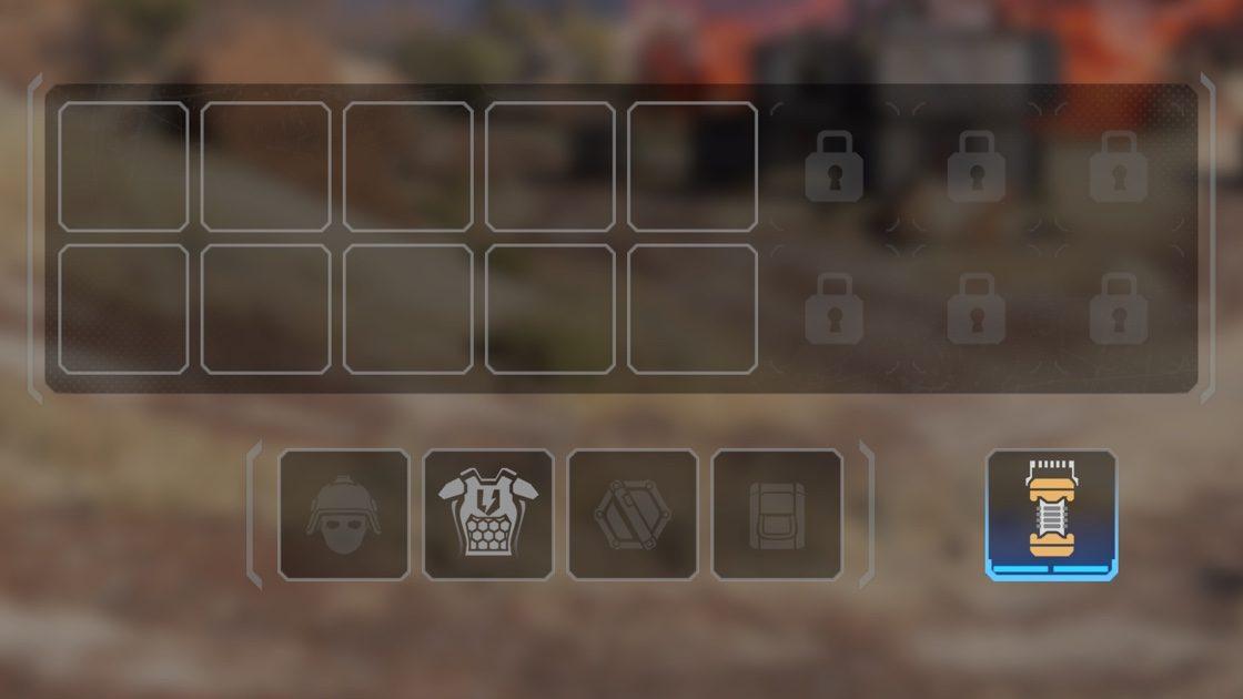 Survival Slot Apex Legends