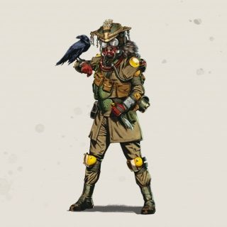 Bloodhound – Technological Tracker – Apex Legends™ Characters