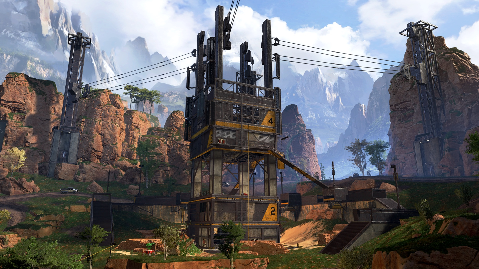 Apex Legends The Cage After
