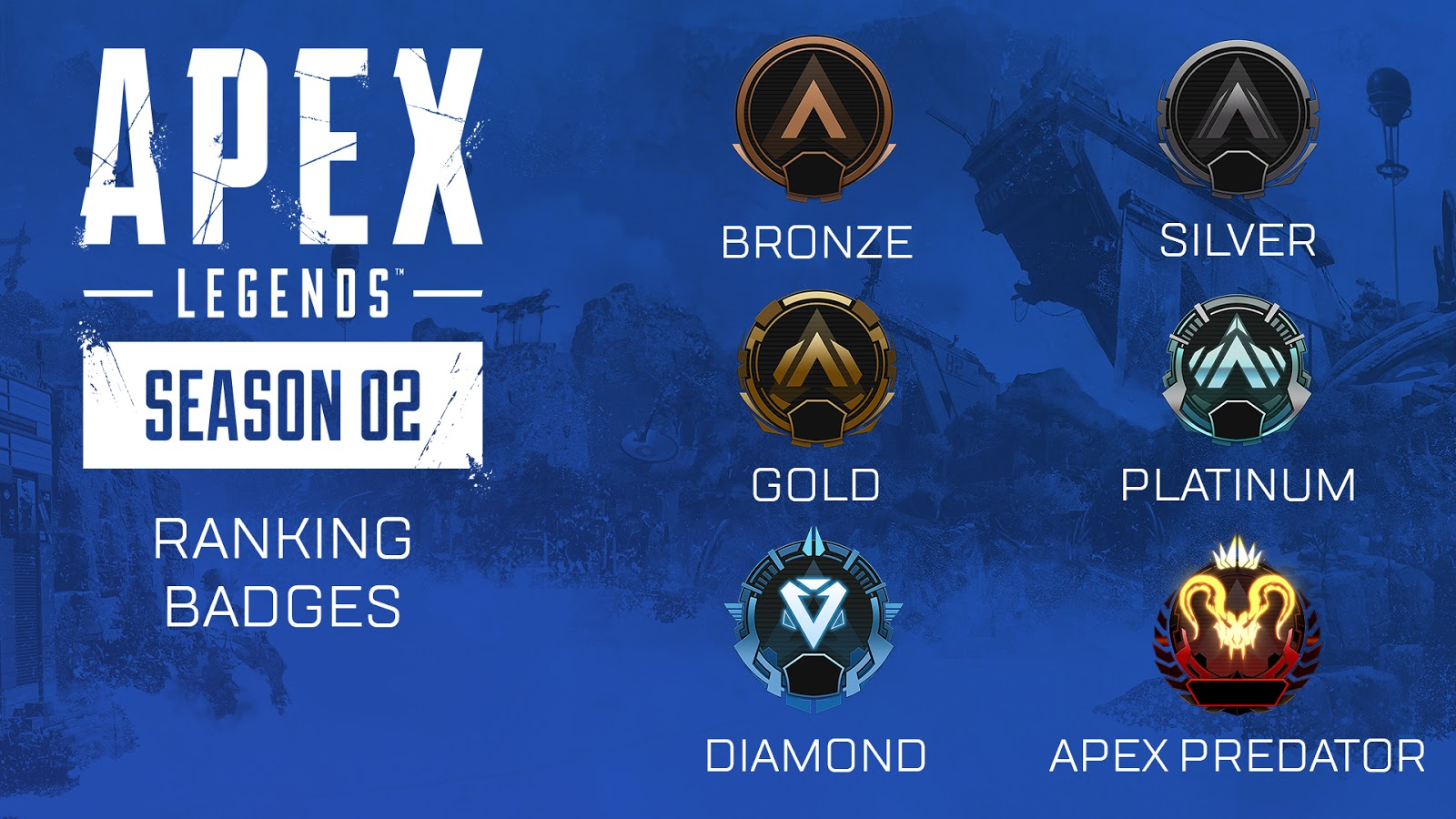 Introducing Apex Legends Ranked Leagues