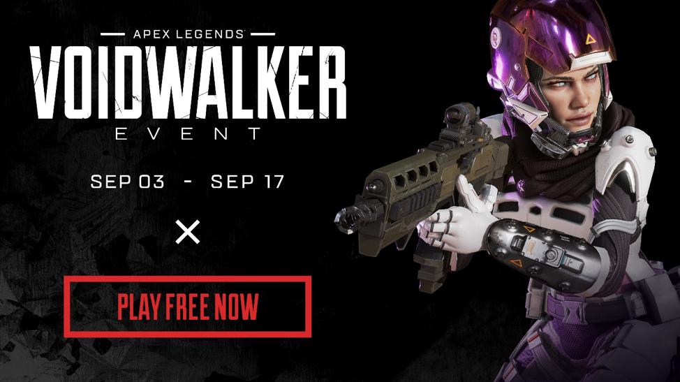 Voidwalker Themed Event - APEX Legends