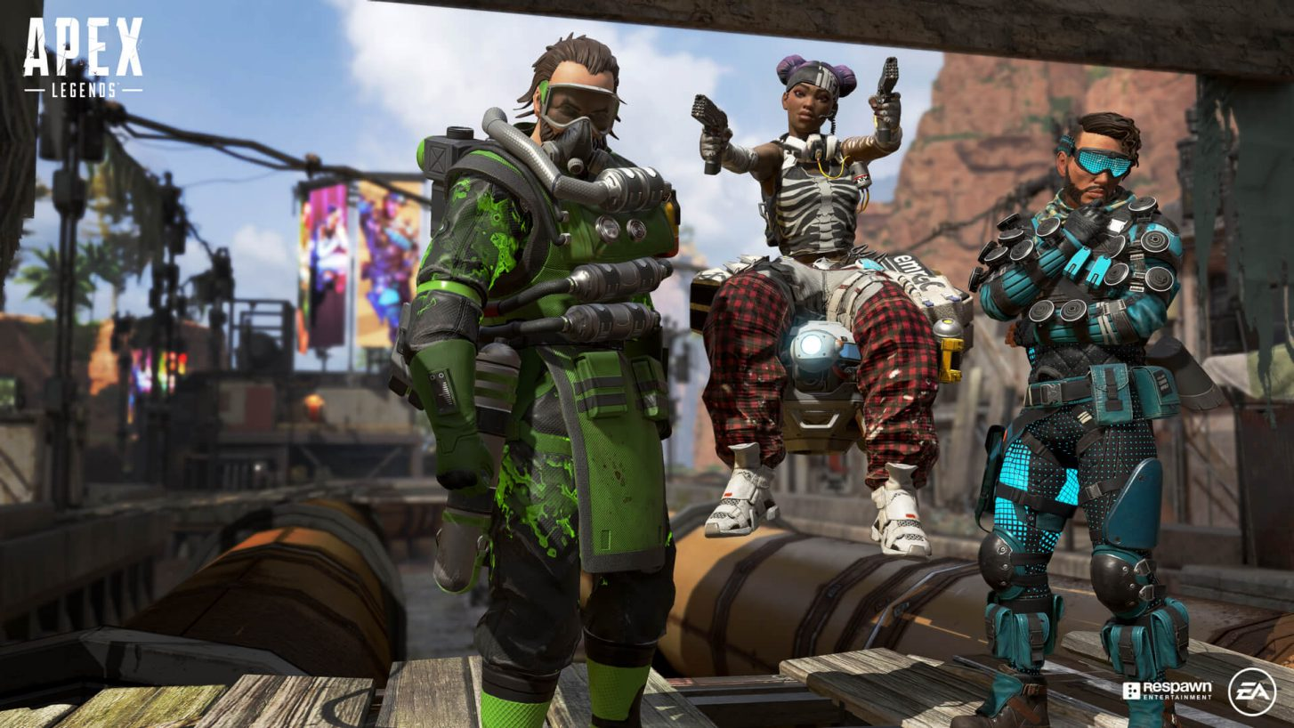 Apex Legends Squad Tournaments from Legend.gg