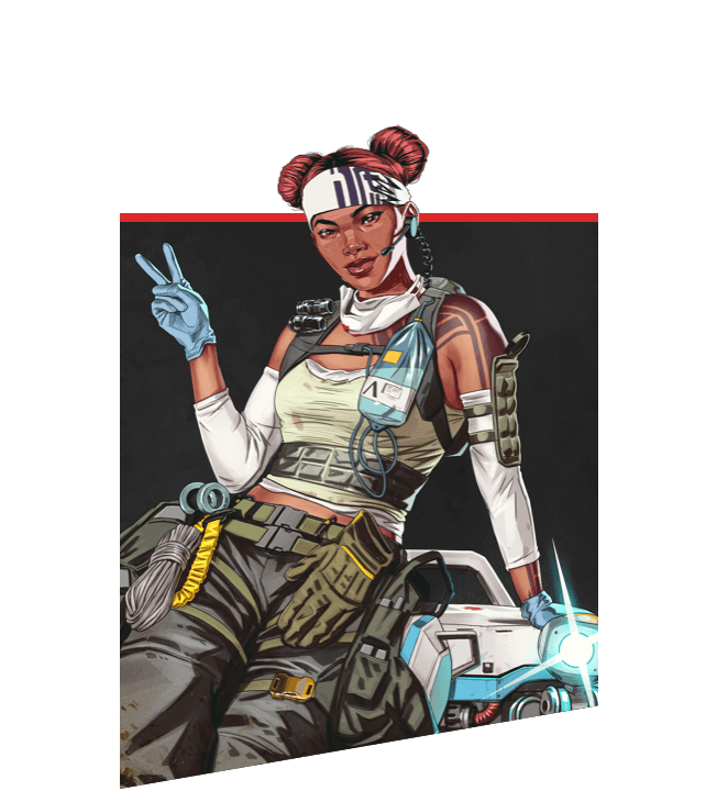 Все герои Apex Legends