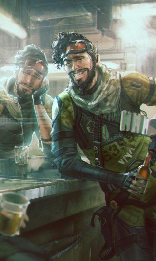 Lifeline – Combat Medic – Apex Legends™ Characters