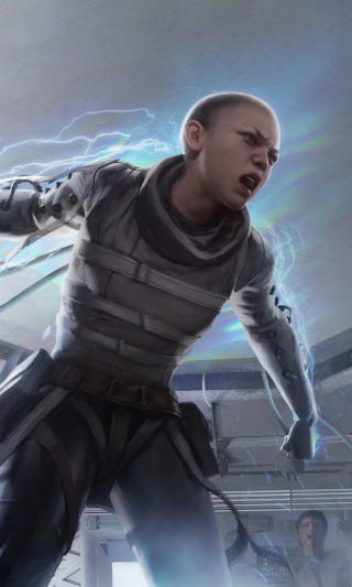 Wraith – Interdimensional Skirmisher – Apex Legends™ Characters
