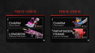 apex legends update 1.29, Apex Legends Update 1.29 Brings the Valentine's Event and New Items, MP1st, MP1st