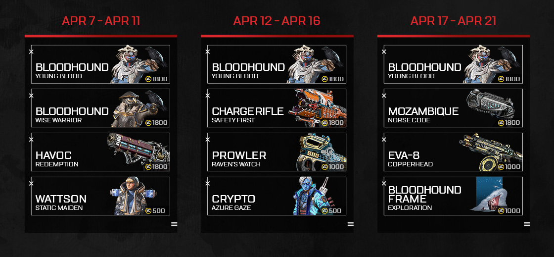 "new apex legends event, New Apex Legends Event ""Old Ways Lore"" Announced, MP1st, MP1st"