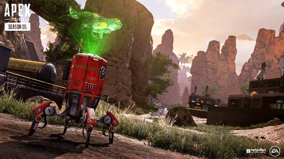 Apex Legends Lost Treasures limited time event Armed and Dangerous Evolved