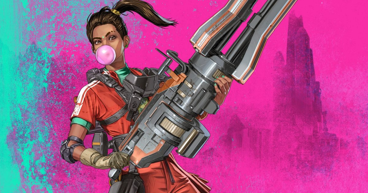 Apex Legends Season 6 Boosted