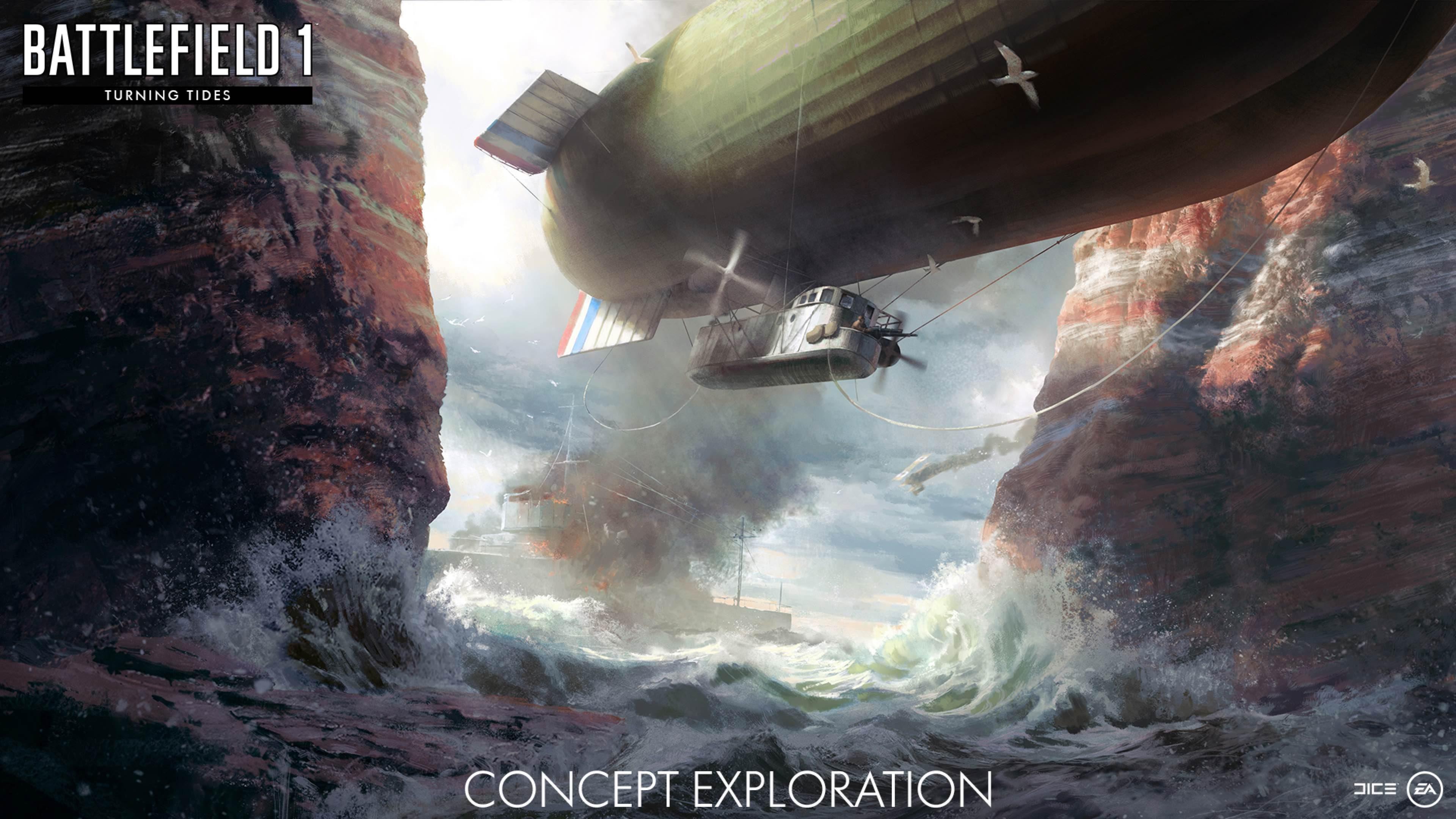Battlefield 1 : des images et des détails sur le DLC
