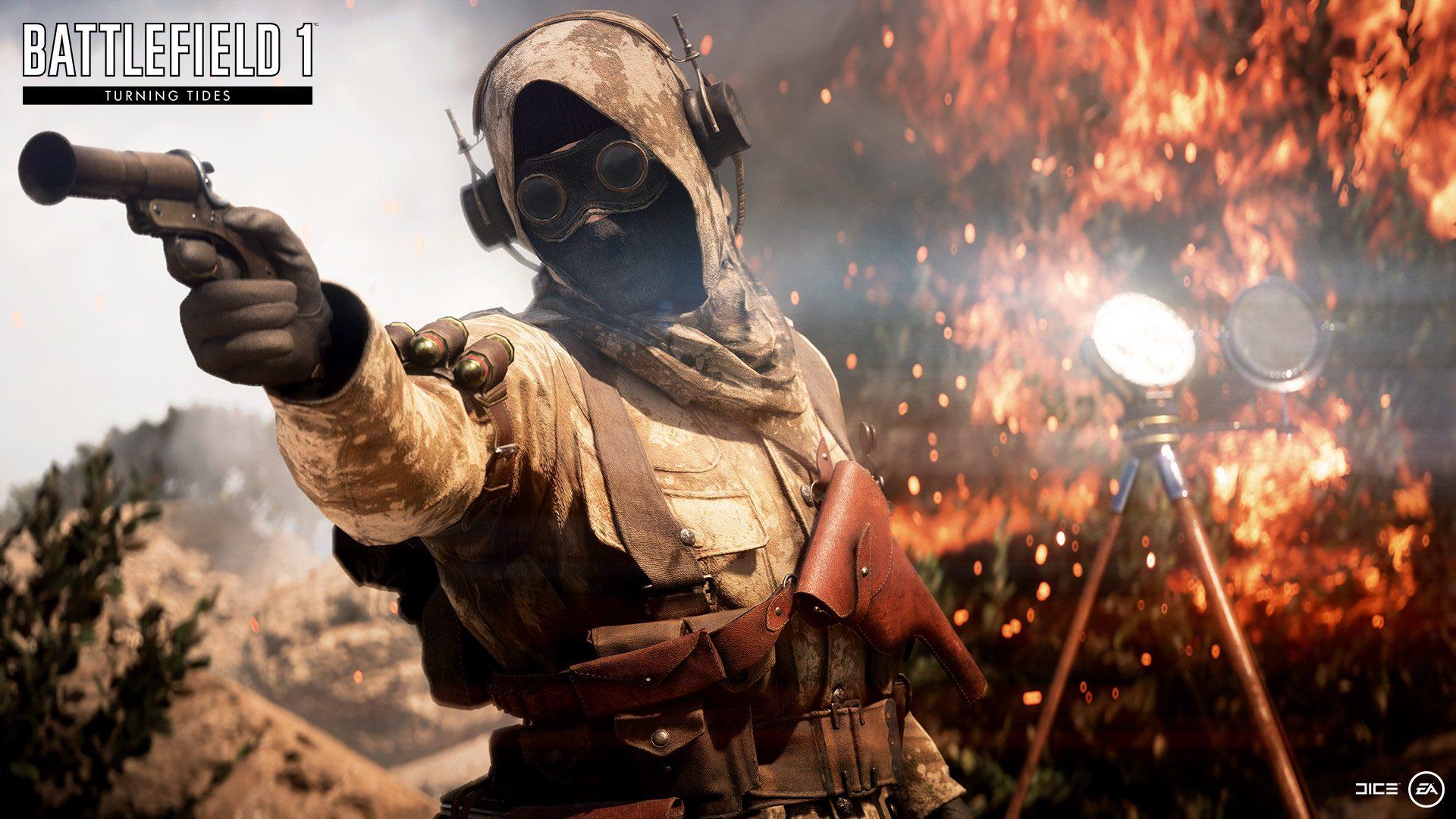 Battlefield 1 Turning Tides – Gallipoli jetzt verfügbar