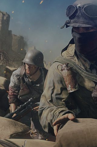 Support Class Combat Roles - Battlefield V's The Company