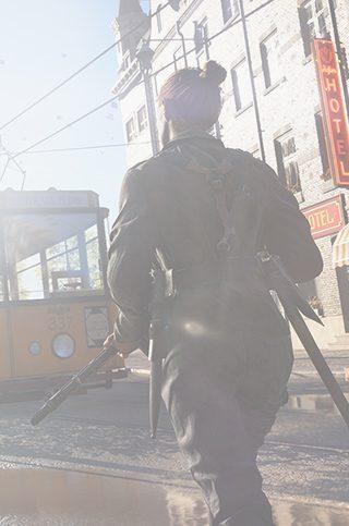Announcing the Battlefield V Open Beta