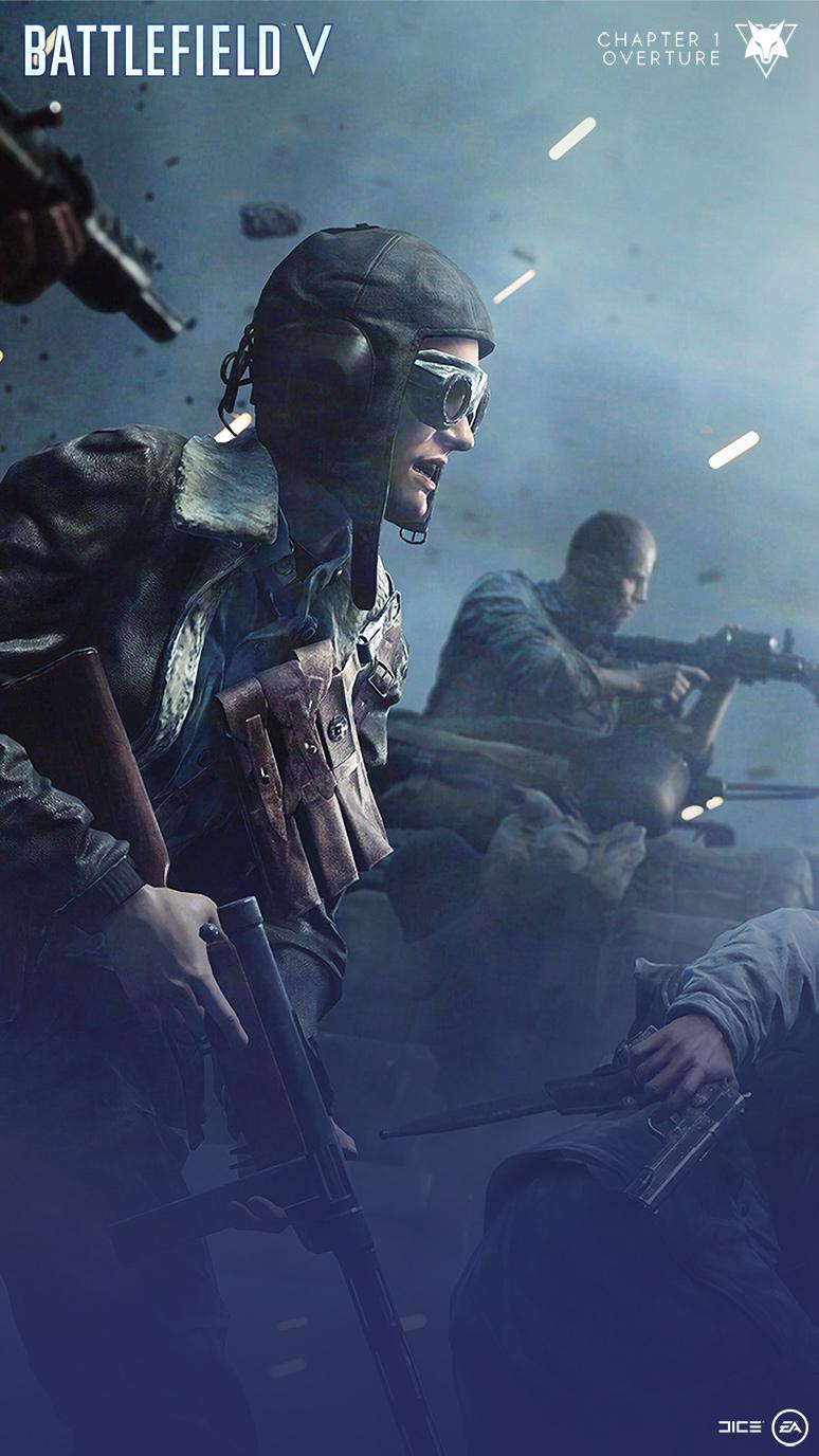 Battlefield V Tides of War - Chapter 1: Overture - EA