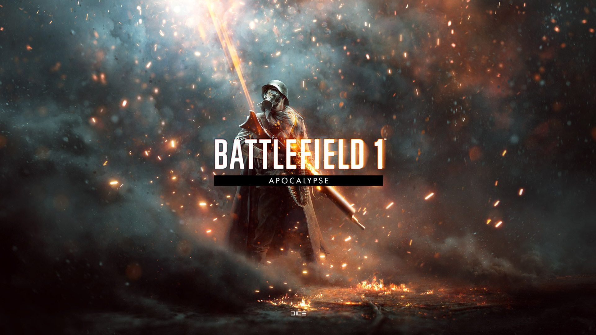 Two Men Fighting Game Digital Wallpaper Battlefield 1