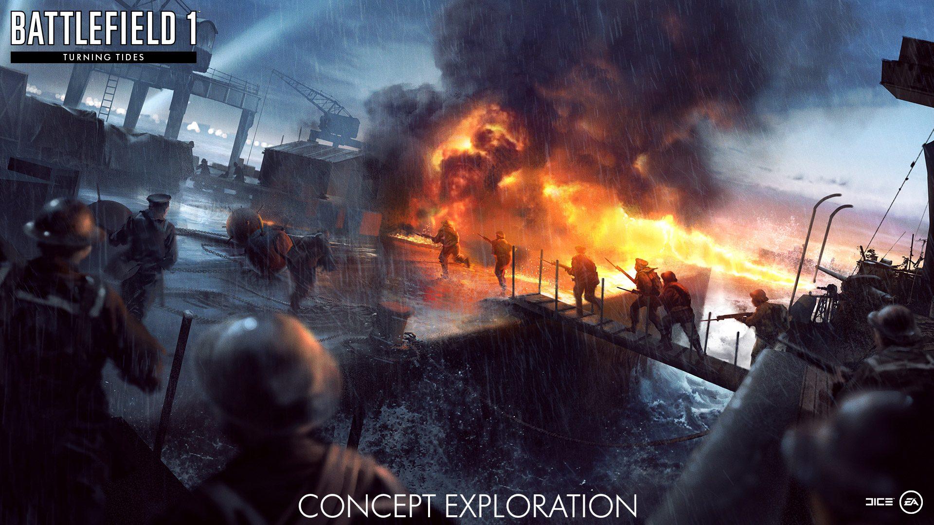 Patch 1.18 do Battlefield 1
