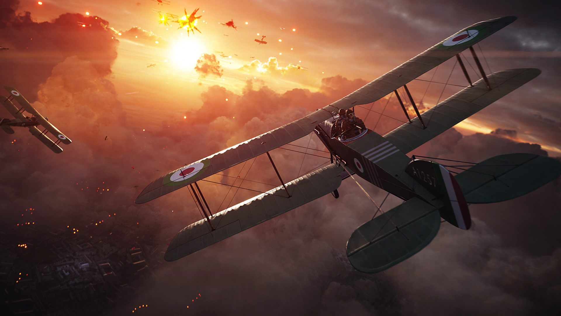 Battlefield 1 Apocalypse London Calling