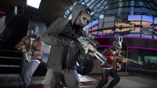 Battlefield Hardline PS4 3
