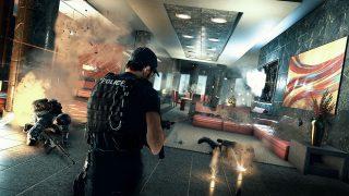 Battlefield Hardline PS4 2