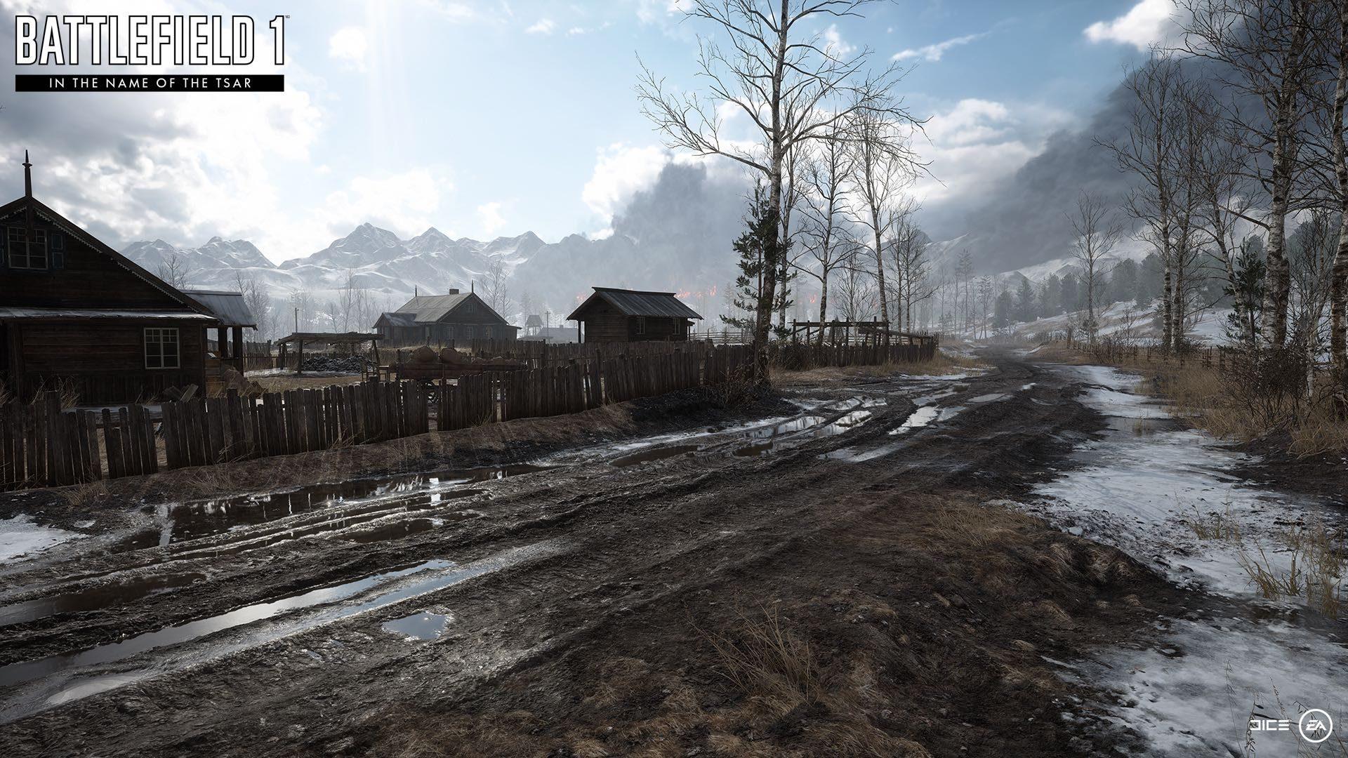 ماتحتاج معرفته التحديث الجديد Battlefield