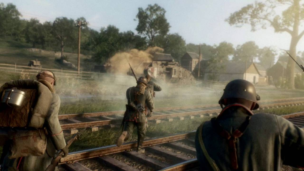 Battlefield 1 Award Winning Fps By Ea And Dice Official Site Game Ps4 Through Mud Blood