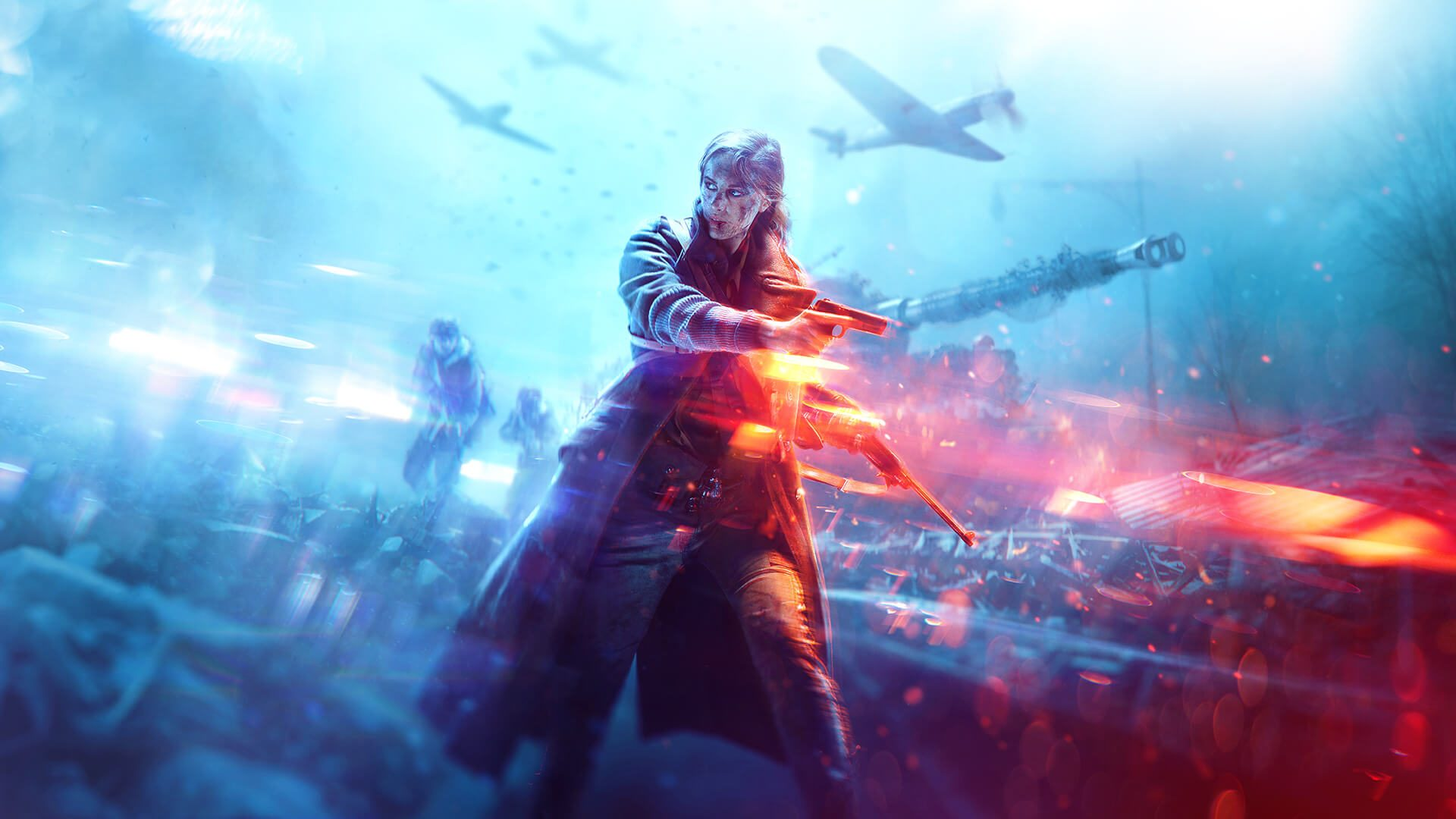 Be The First To Experience Firestorm Battle Royale Reimagined For Battlefield