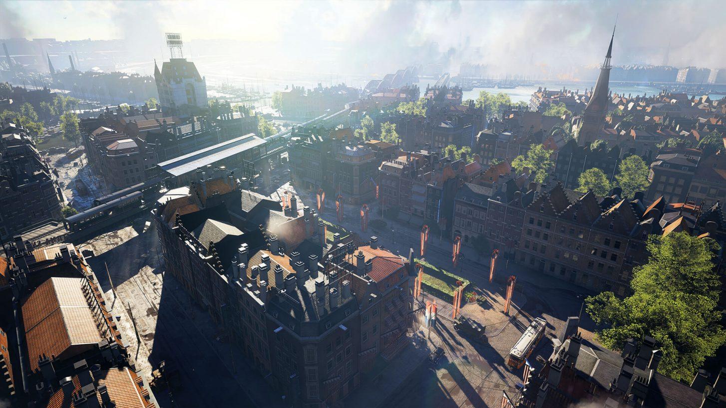 Battlefield V (Electronic Arts) (RUS|ENG|MULTi) [Origin-Rip]