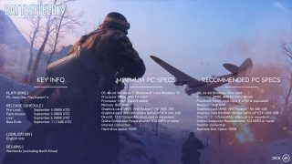 battlefield v beta download size