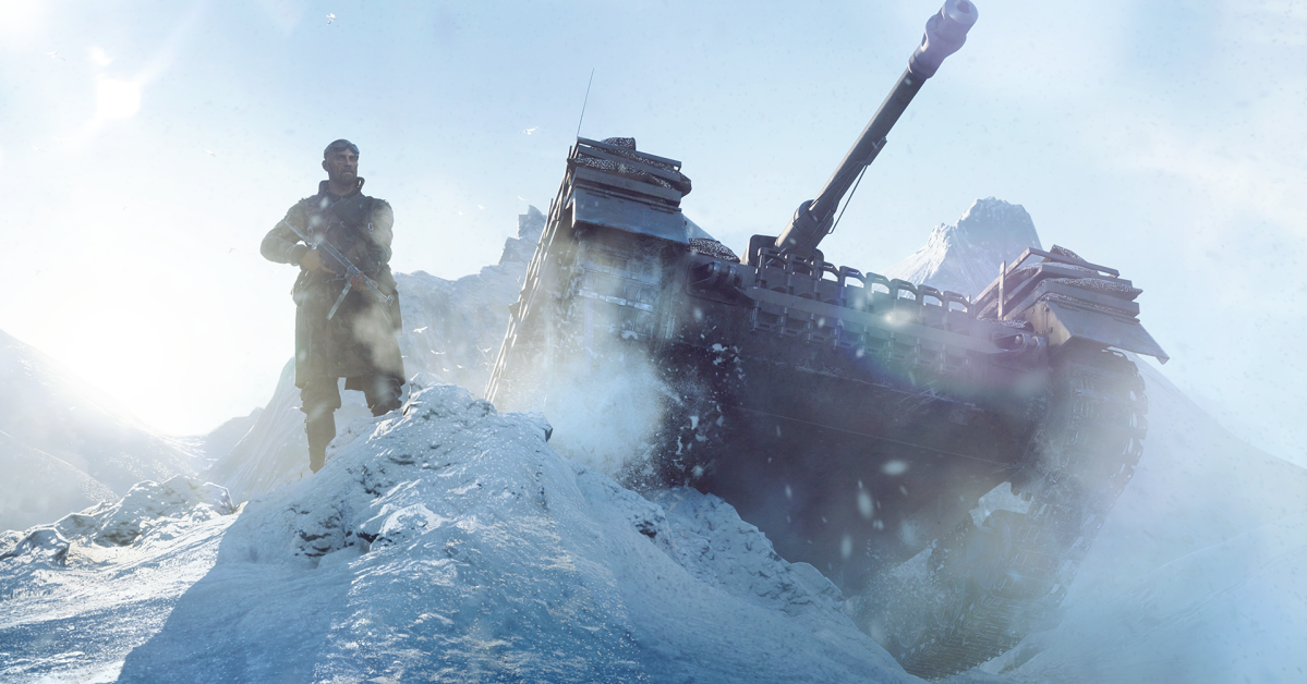 The Weapons, Vehicles, and Other Gear Coming with Battlefield V