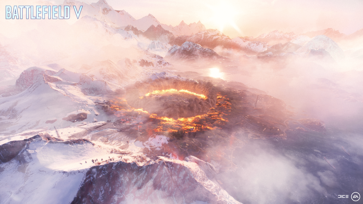 Battlefield V's Battle Royale Mode Firestorm Coming March 2019