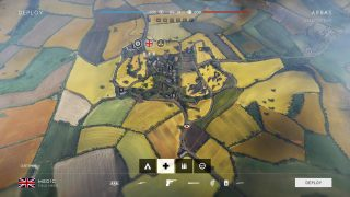 Map Of France Kisses.The Maps Of Battlefield V Arras