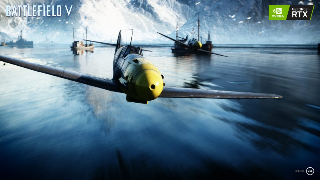 The GeForce RTX Battlefield V Bundle and Ansel Contest Are Here