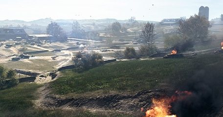 The Maps of Battlefield V: Panzerstorm