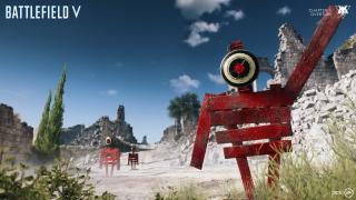 Battlefield V: Prepare in the Practice Range