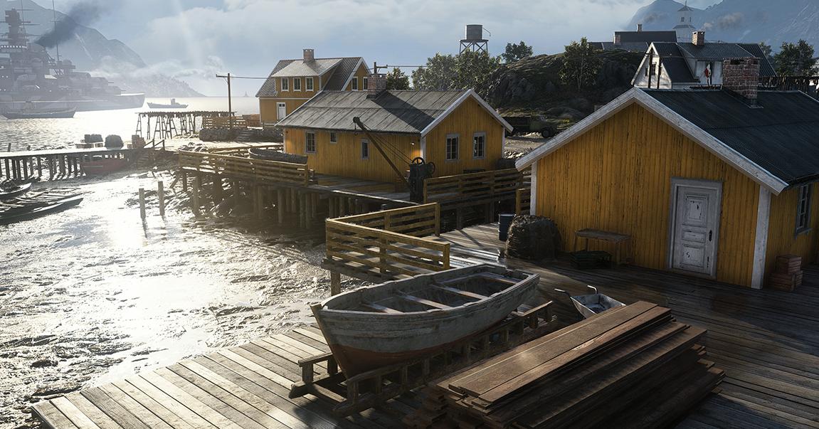EA Dice cancels plans for Battlefield V competitive 5v5 mode