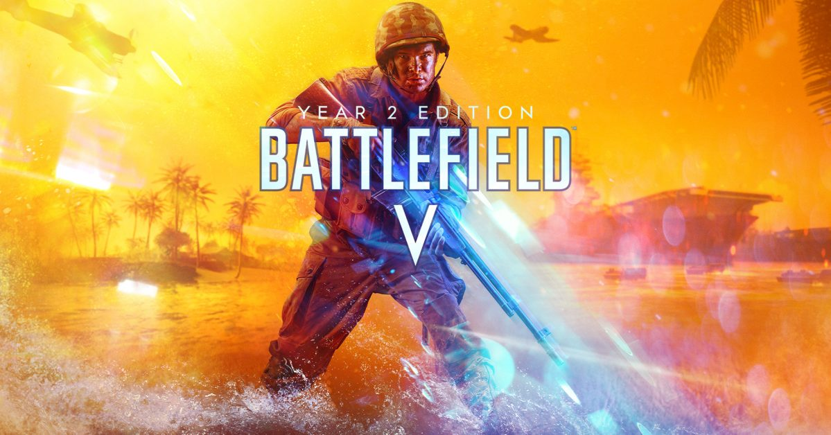 Battlefield V Year 2 Edition Available Now