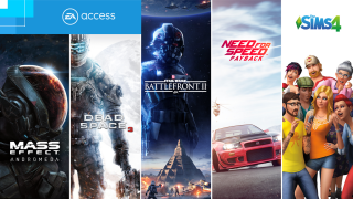 games on ea access ps4