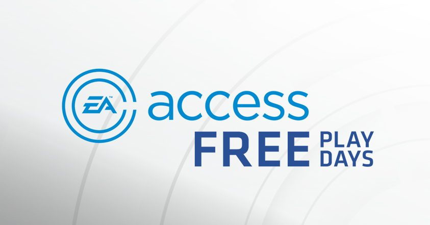 ea access code xbox one free trial