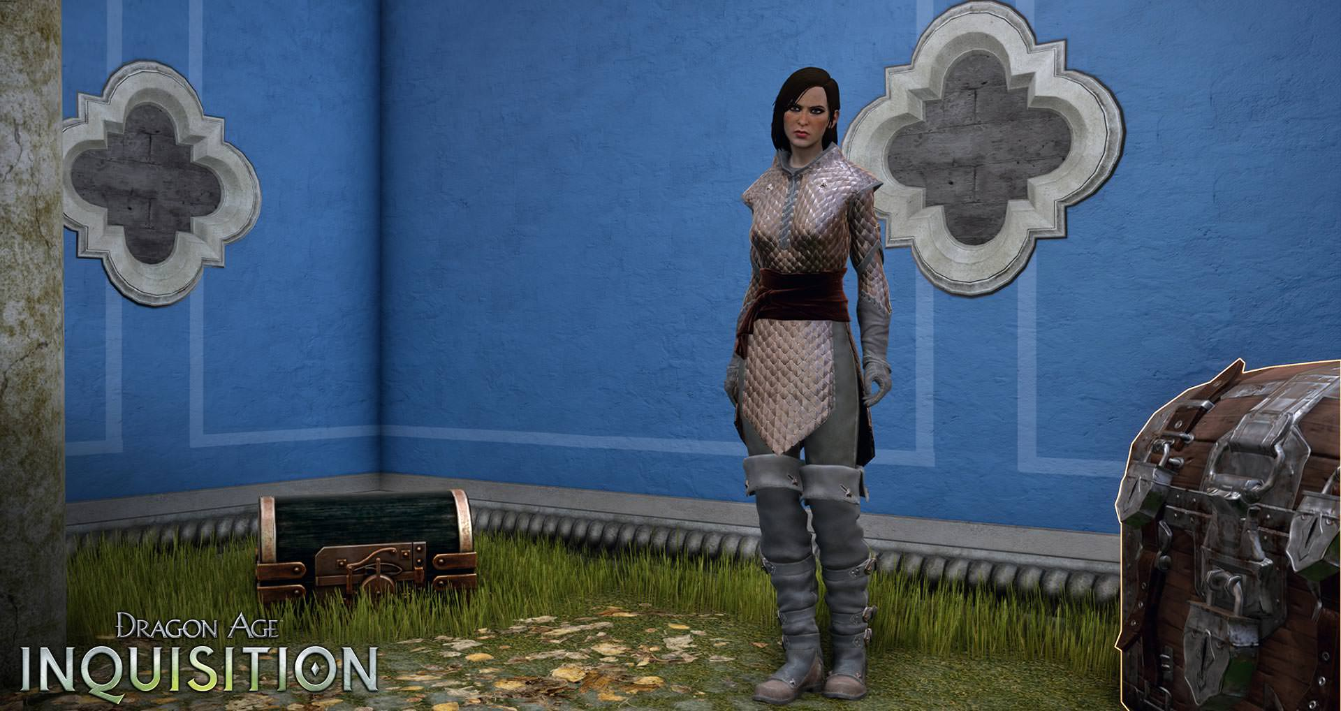 dragon age inquisition an offer from the blades