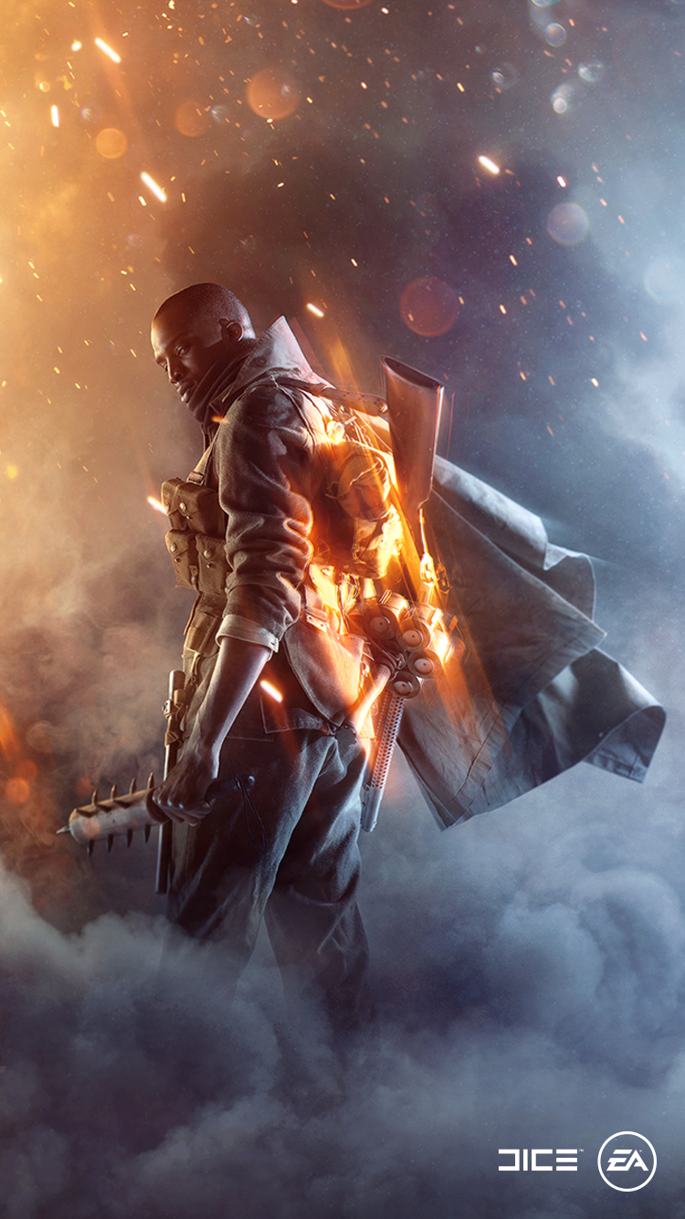 Permalink to Amazing Battlefield 1 Phone Wallpaper