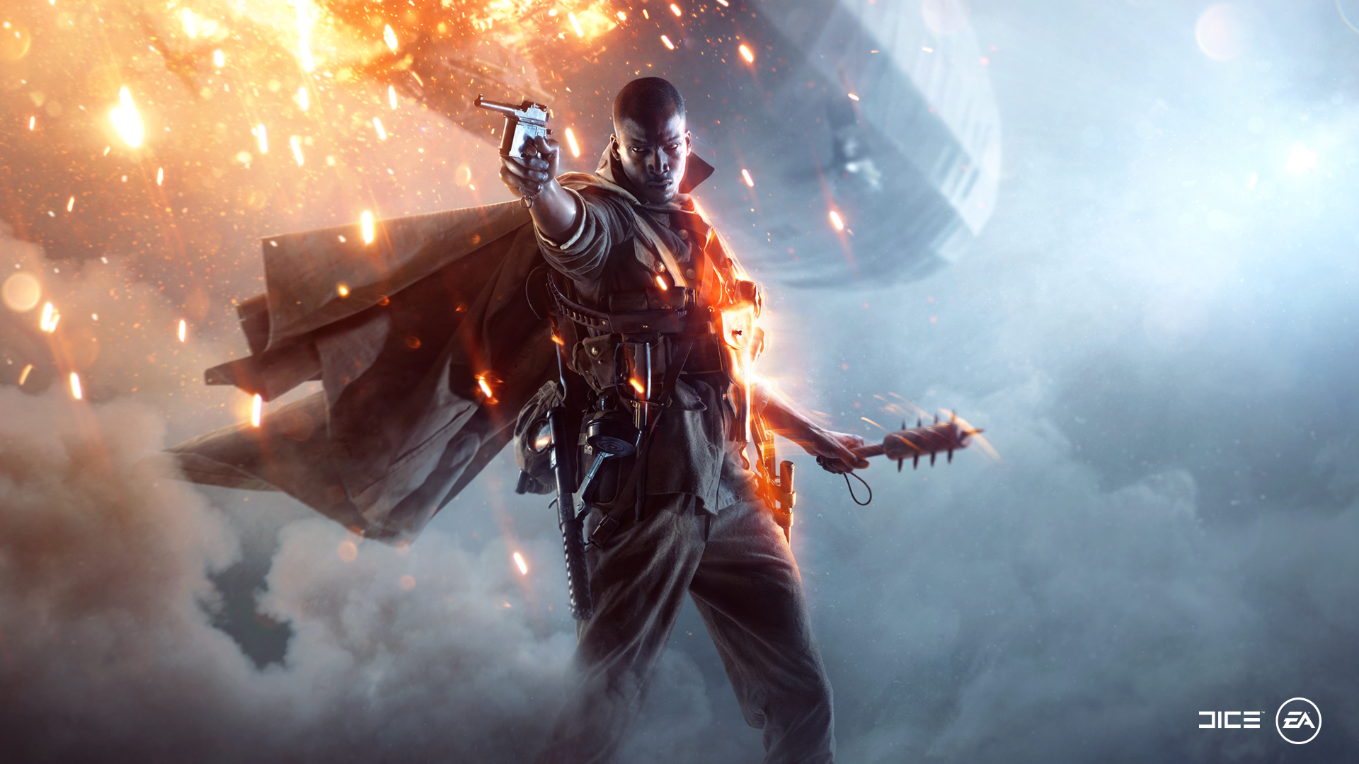 Excellent Battlefield 1 Wallpapers for PC, Mobile, and Tablets RF13