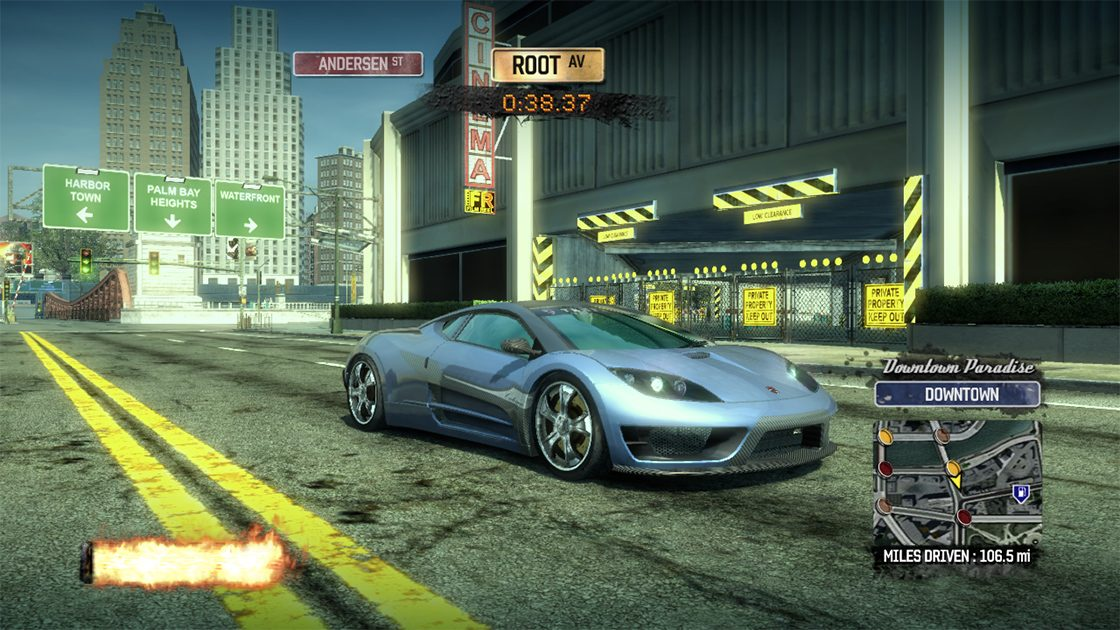 Burnout Paradise™ Remastered Features and Updates - EA