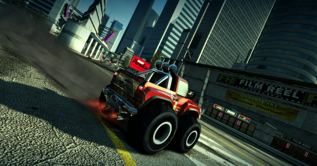 Burnout Paradise™ Remastered DLCs: Xbox One and PS4